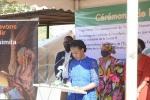 Discours de la Directrice Générale d'Orange Finances Mobiles du Mali